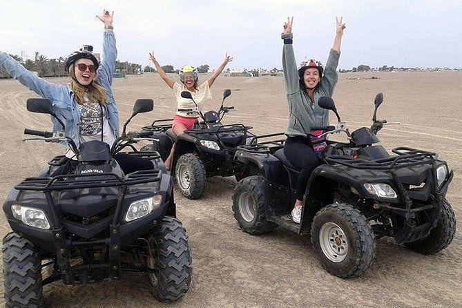 ATV Tour in Paracas