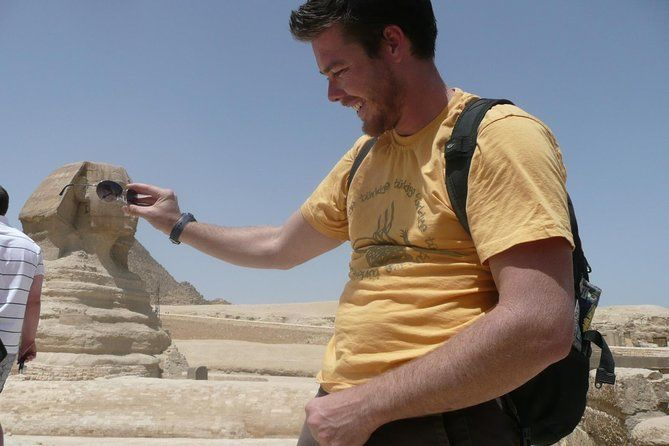 Cairo and Giza Full-Day Highlights Tour from Hurghada