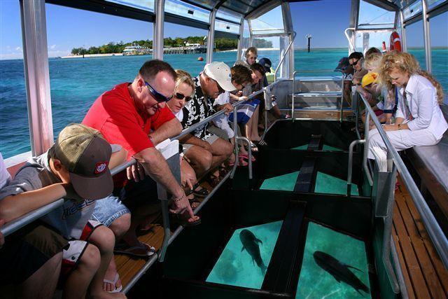 Green Island Reef Half-Day Catamaran Cruise