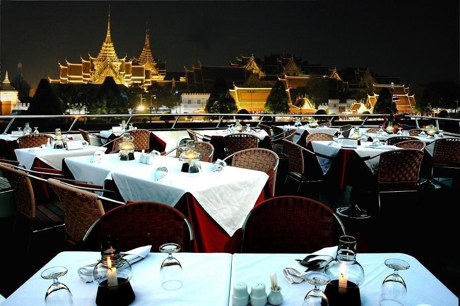 Bangkok Grand Pearl Dinner Cruise