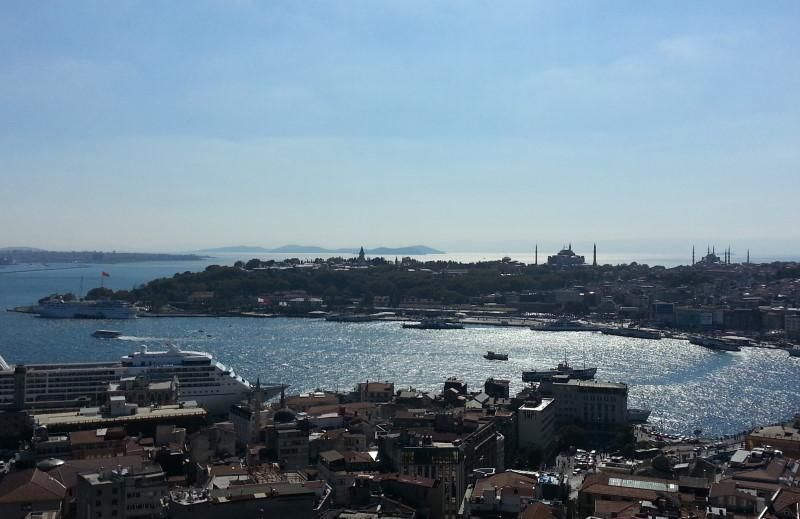 City tour Istanbul - Istanbul for bikers