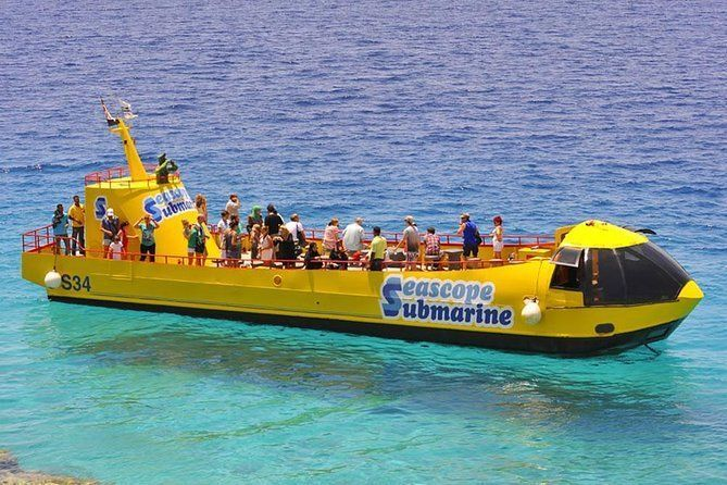 Semi Submarine Underwater Tour from Hurghada, Safaga, Soma bay, Makadi, Elgouna