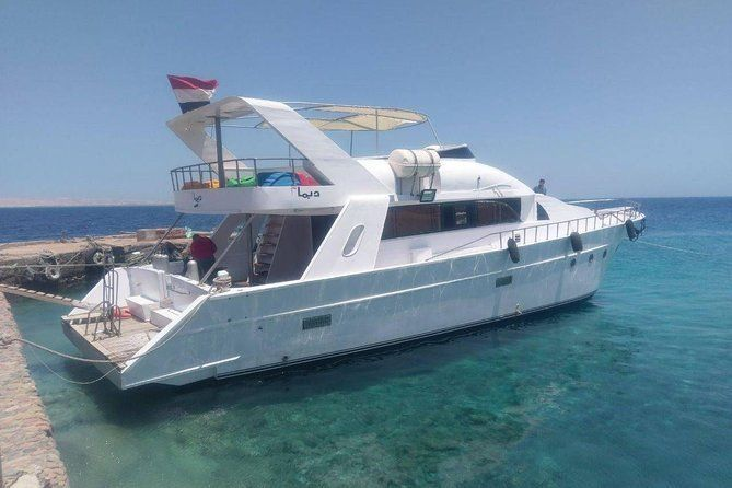 Private Snorkeling Boat Trip To Satay Reef From Hurghada