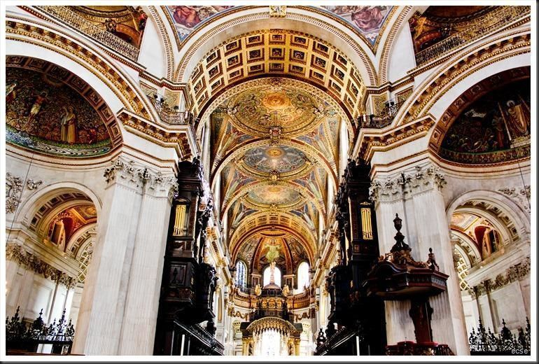 St Paul`s Cathedral - visit with qualified local touristguide