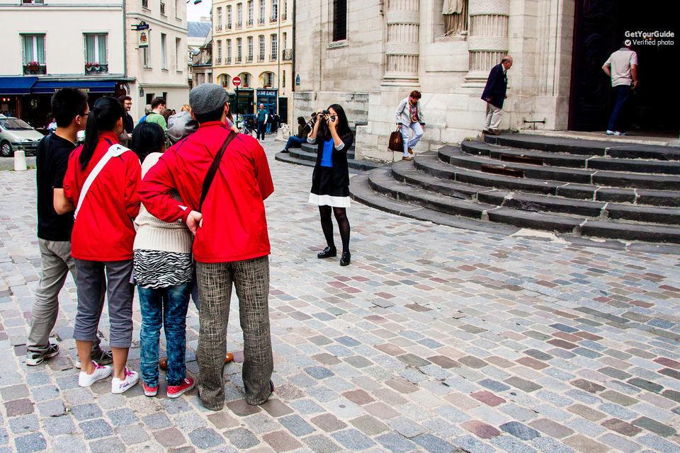 Paris Latin Quarter 2-Hour Private Walking Tour