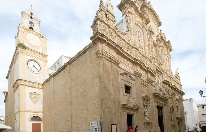 Gallipoli: 2-Hour Guided Walking Tour in Salento