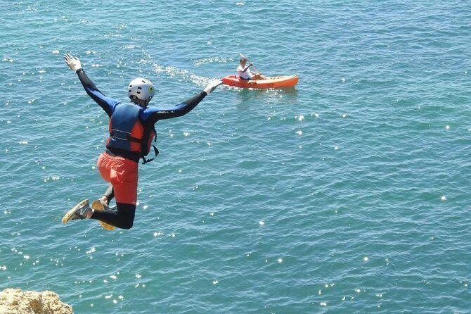 Fun & adventures cliff jumping tour - coasteering