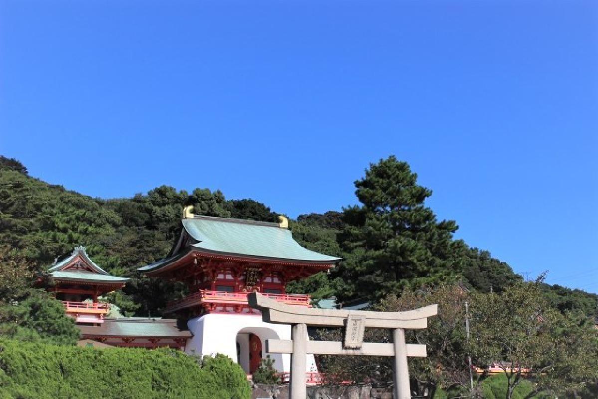 Karato Market, Tsunoshima and Motonosumi Inari Day Tour from Fukuoka