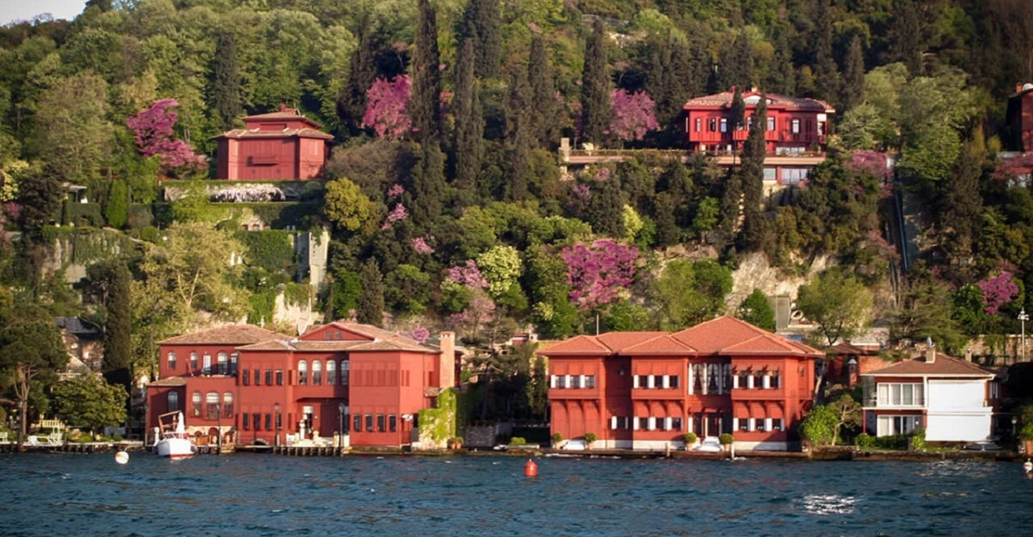 Istanbul: Spice Bazaar Tour and Bosphorus Morning Cruise