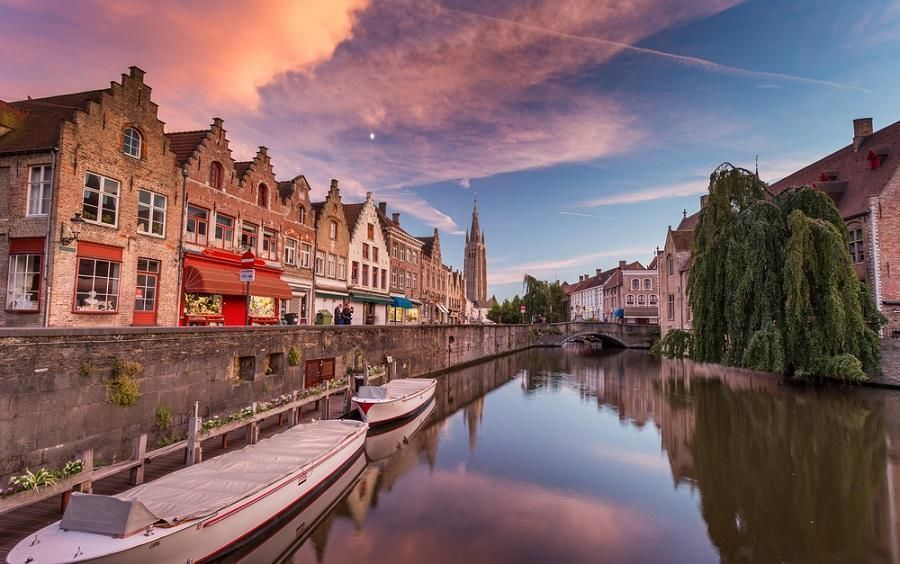 Belgian Beer Tasting in Bruges