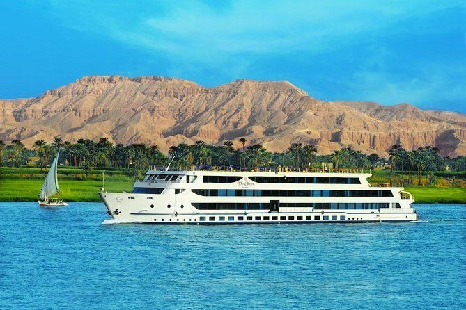 5-Day Nile Cruise of Egyptian Treasures from Luxor to Aswan