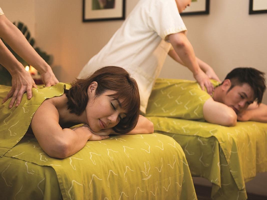 Reflexology and Massage Treatment Reservations at Esplanade Mall