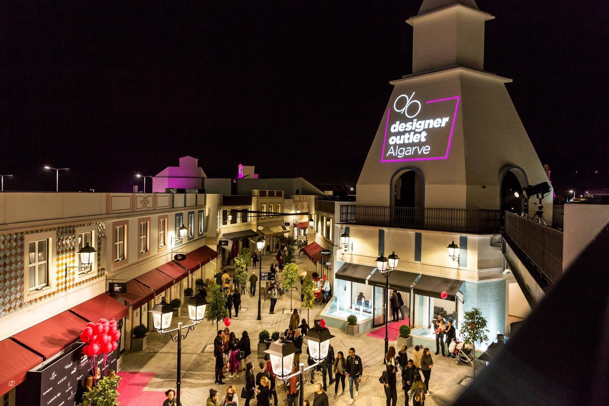 Mar shopping and designer outlet algarve on tourmega for Outlet del design