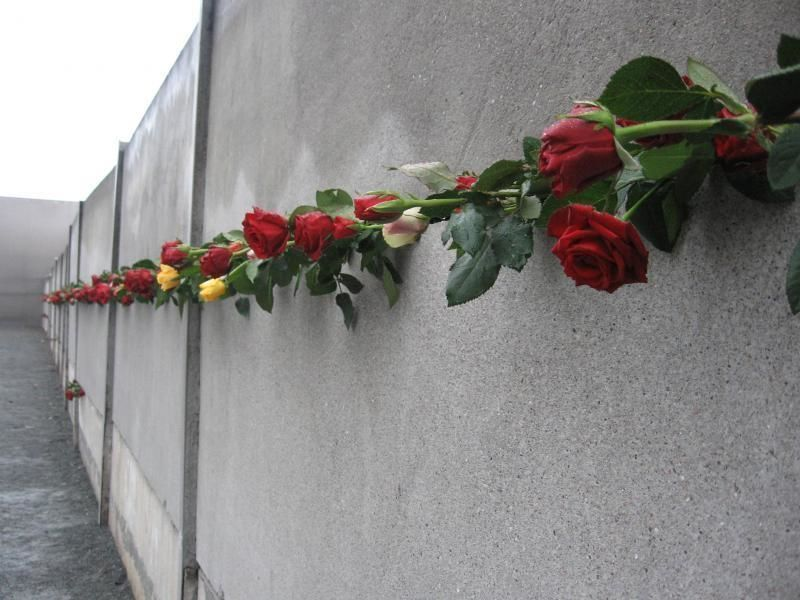 "Berlin Wall: ""When the Berlin Wall was not yet a memorial"""