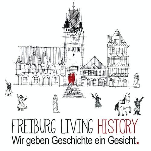 Walking tour with the Witch of Freiburg