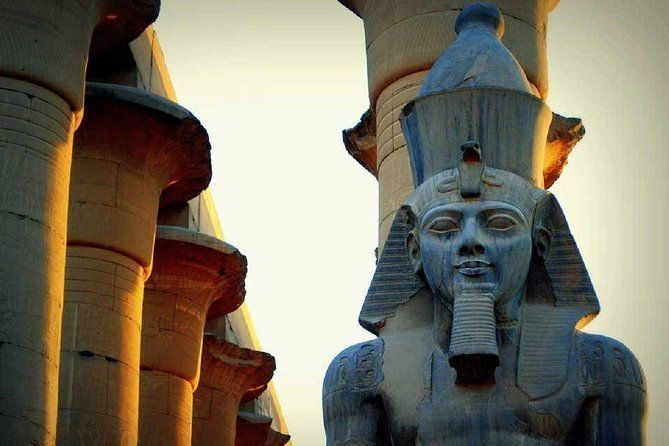 Cairo And Luxor Two Days Tour From Marsa Alam