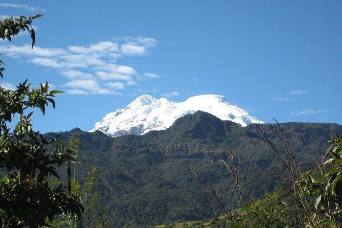 Overnight Antisana Volcano and Papallacta from Quito