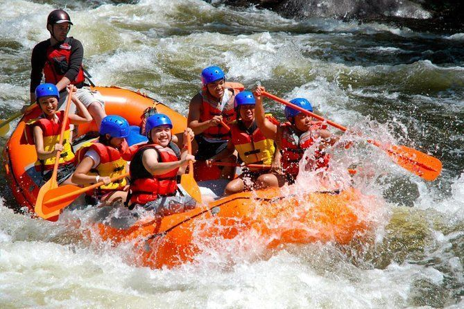 Private Banos from Quito with White-Water Rafting