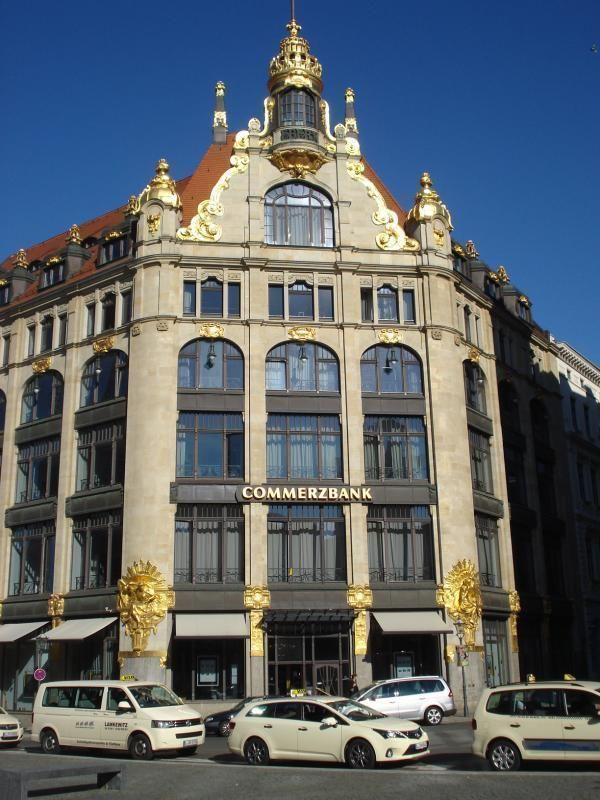 Private City Tour Leipzig: The Old Town Walk for Individualists!