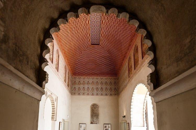 Alcazaba free tour
