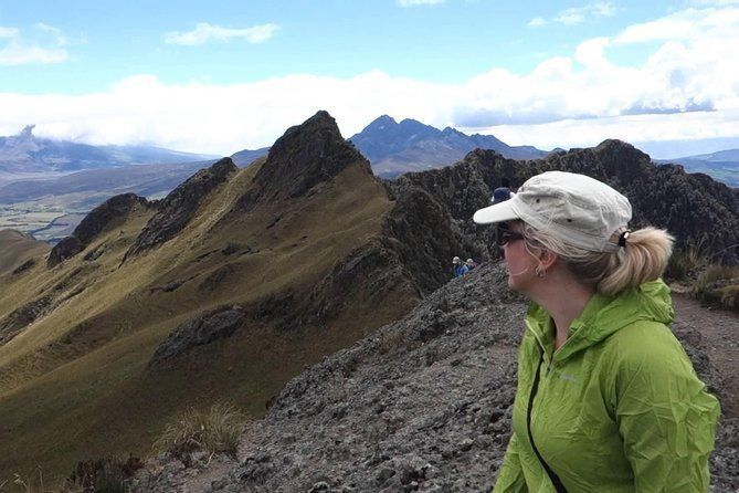 Private Service: Hiking Tour in Pasochoa Reserve