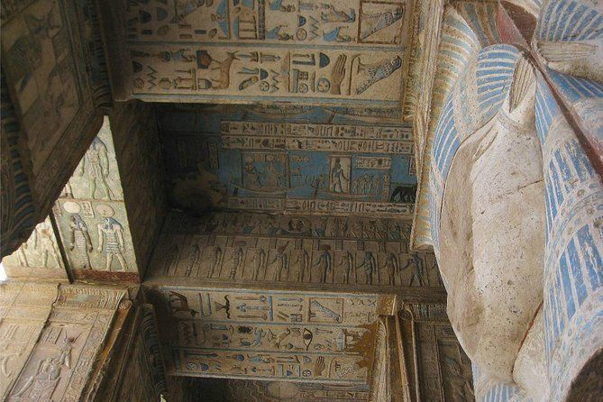 Dendara Temple from Luxor