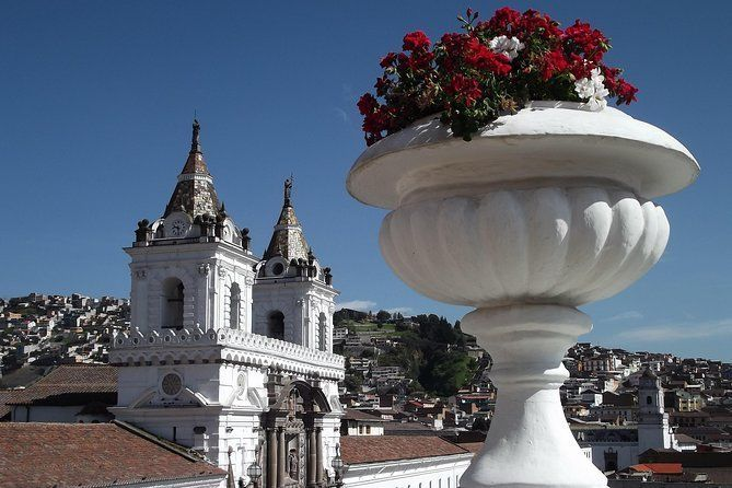 Quito & Middle of the World Private Day Trip