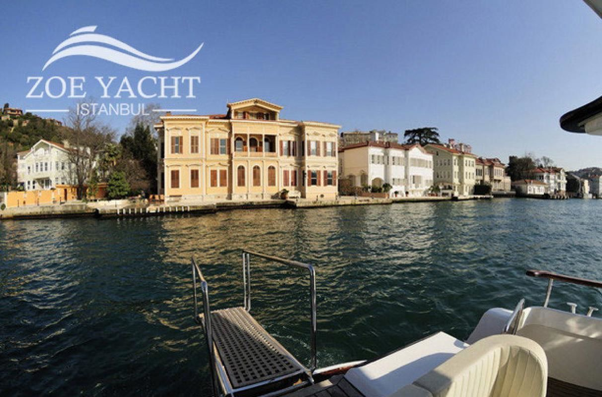 Istanbul Bosphorus Lunch Cruise by Private Yacht
