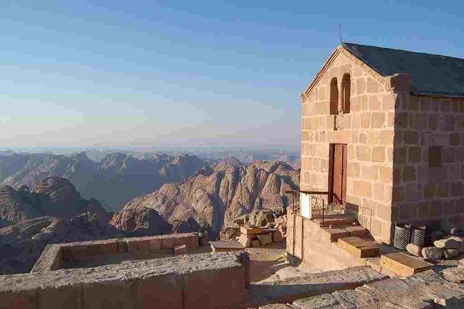 Mount Sinai Climb and Private St. Catherine Tour