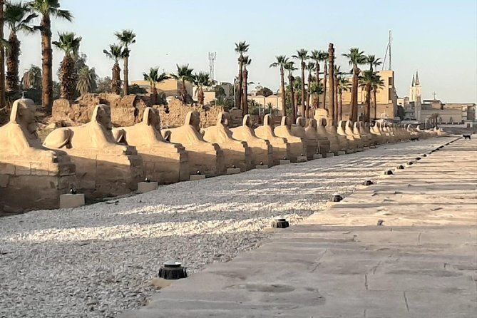 Day excursion from Hurghada to Luxor