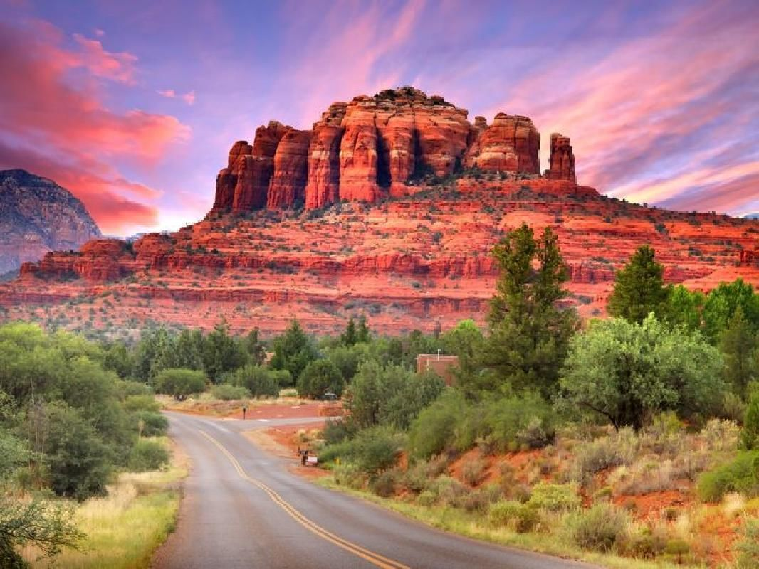Sedona 2-Day Sightseeing Tour with Grand Canyon Visit