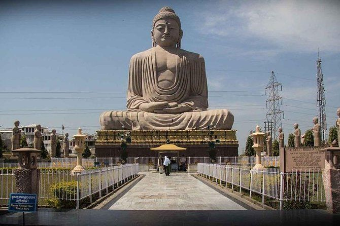 Bodhgaya Tour Package From Varanasi | 2 Days
