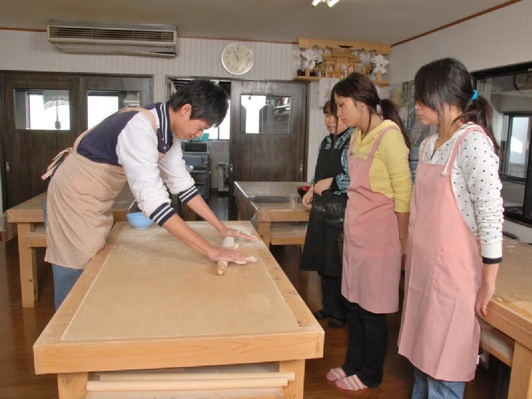 Soba, Udon, Apple Pie or Pickle Making Experience in Minakami
