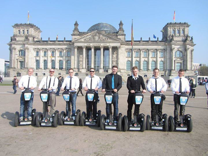 Segway-Tour through Berlin-Mitte (2,5 hours)