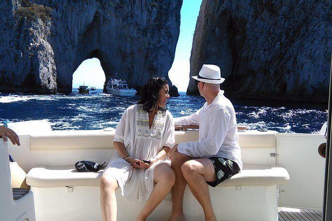 Capri private boat tour 2