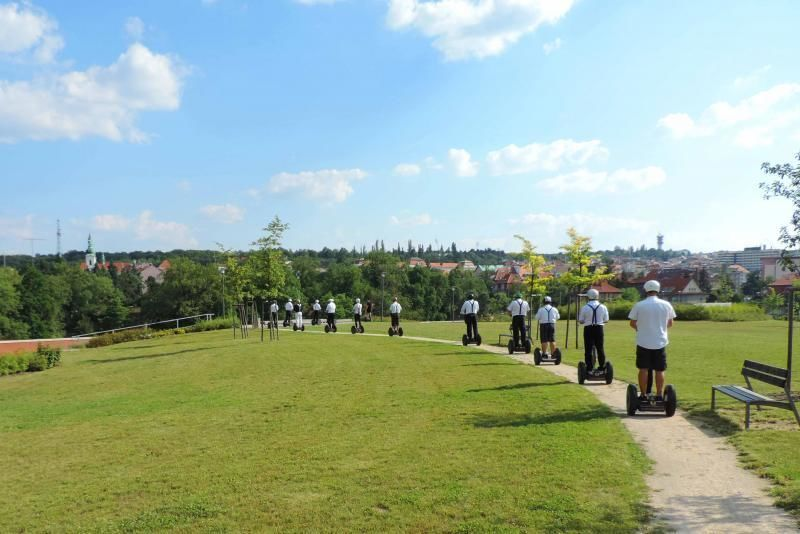 Private Tour: Spectacular trip by Segway to the Prague Canyon