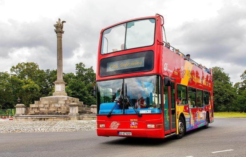 City tour Dublin Hop-on/ Hop-off City Tour - 48h ticket
