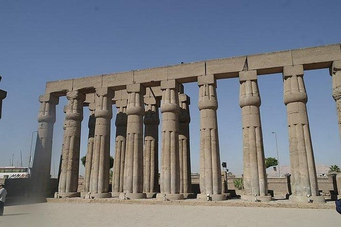 Day Trip to Luxor Highlights from Safaga Port