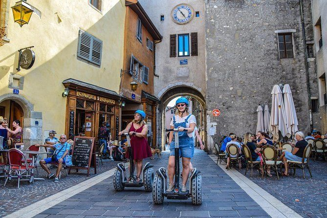 Annecy Segway Tour - 2h