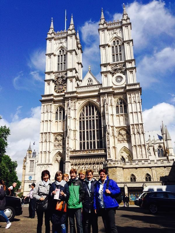 Guided tour of Westminster Abbey with a qualified local guide