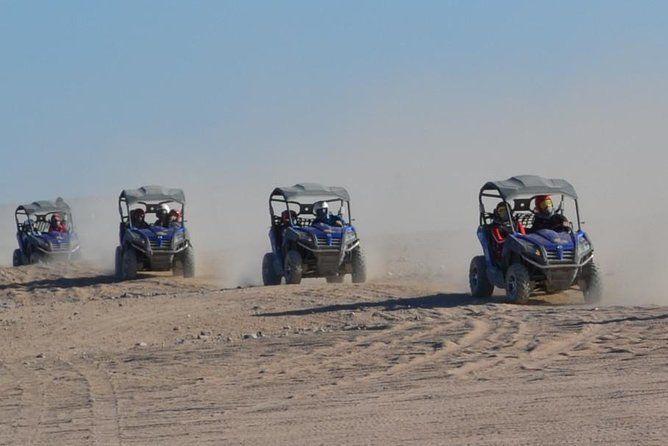 Luxurious Morning Safari Buggy Car Tour in Hurghada Desert