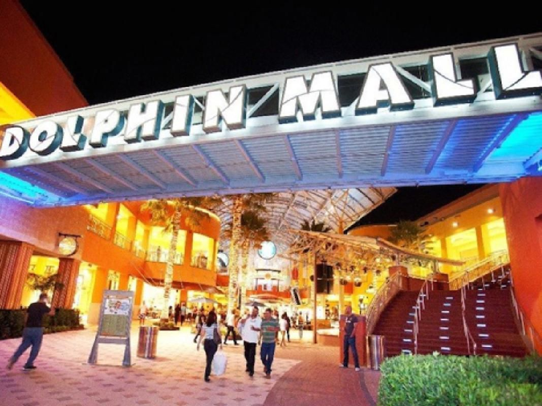Miami's Dolphin Mall Outlet & Retail Ultimate Shopping and Dinning Tour