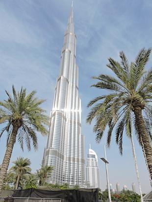 Dubai TOP 5 - with Burj Khalifa