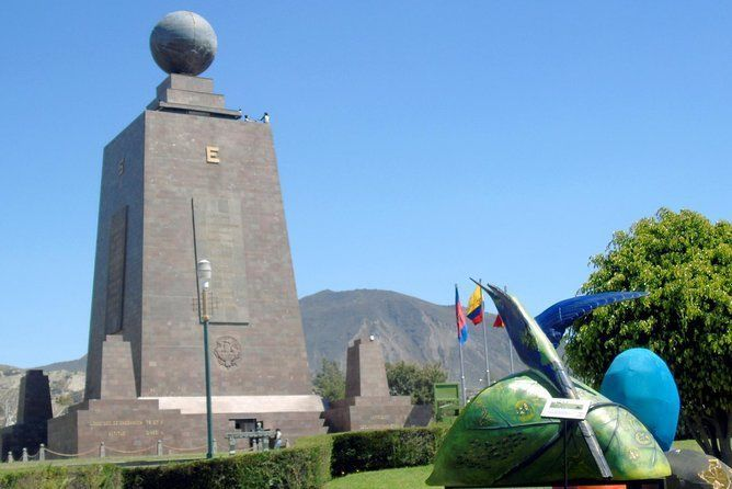 Private City Tour Quito & Middle Of The World