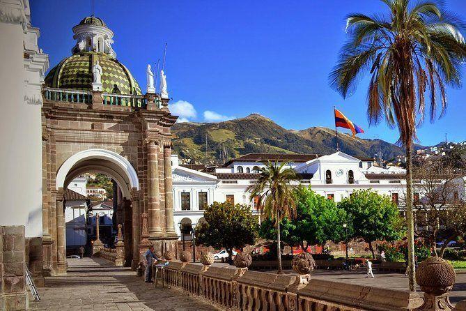 Quito City Tour and Papallacta Hot Springs