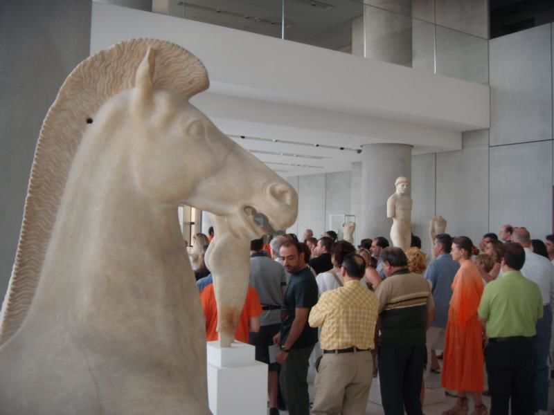 Private tour: Ancient Anthene, Acropolis and Acropolis Museum
