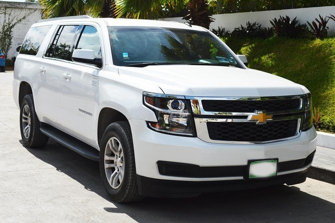 Private Departure Luxury Transfer: Hotels to Santo Domingo International Airport