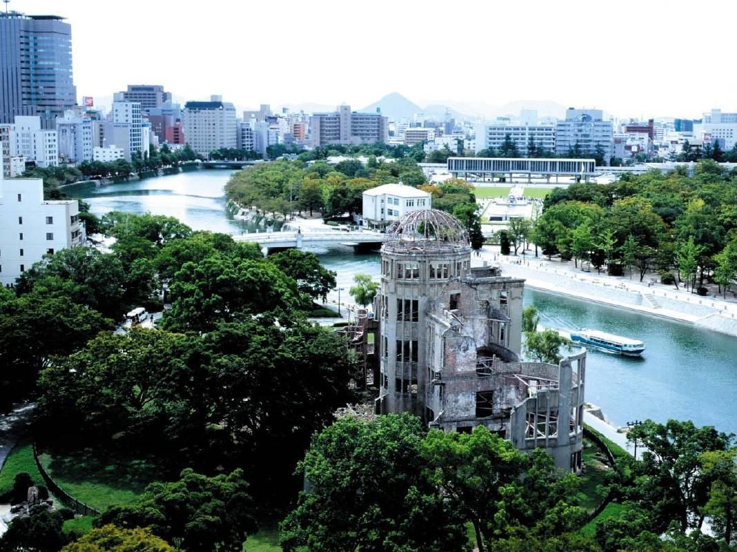 Private Taxi Tour of Hiroshima's Best Sights