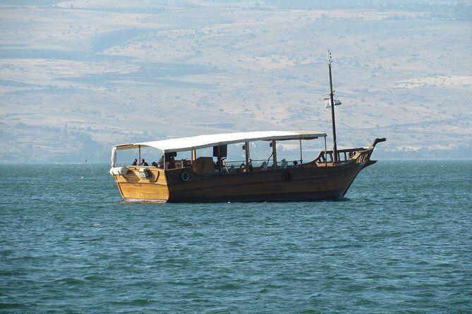 In Jesus' Footsteps: Sea of Galilee Live Virtual Tour