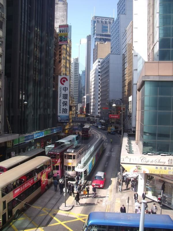 4-hour city tour Hong Kong
